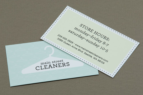 Dry cleaners business card flickr photo sharing for Dry cleaners business cards