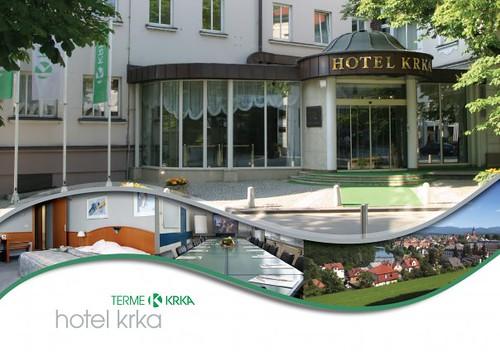 Hotel Krka, Slovenia