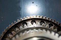 gear, light, macro photography, close-up,