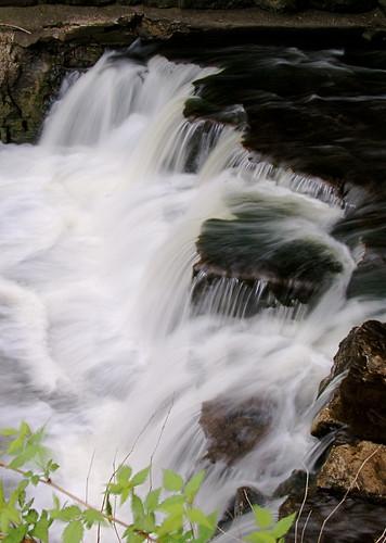 waterfall sideview urbanwaterfall corbettsglen allenscreek townofbrighton notmatterwhattheflickrmapsays