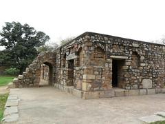 Bu Halima's tomb