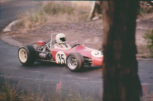 Mount Tarrengower Hill Climb 1975