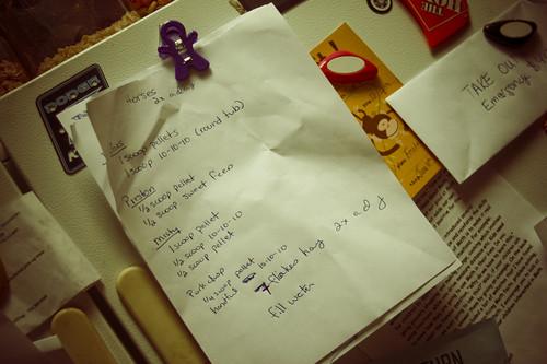 024 - Chores.
