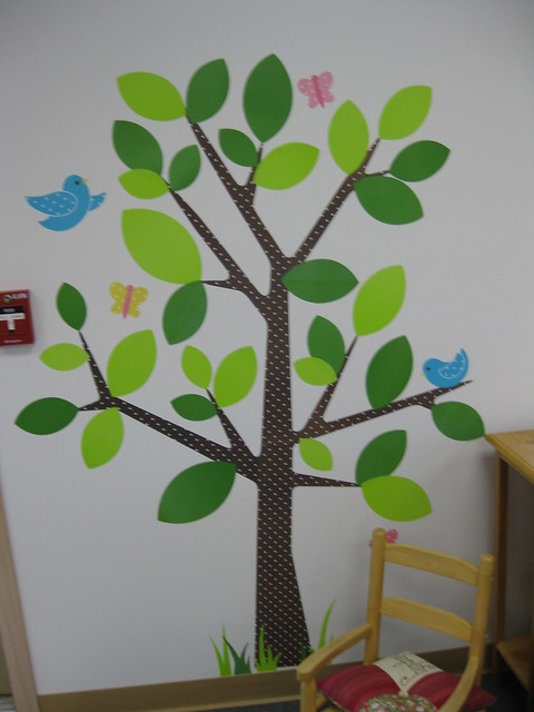 Tree Wall Stickers For Living Room