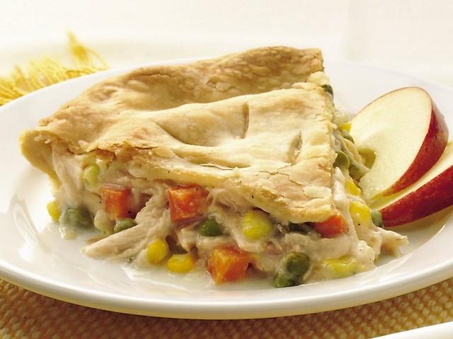Classic Chicken Pot Pie Recipe | Flickr - Photo Sharing!