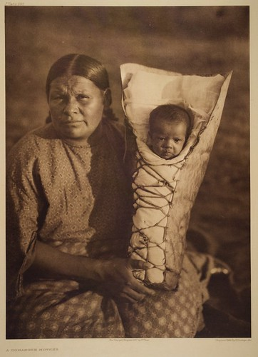 A Comanche Mother