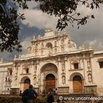 Cathedral de San Jose, Central Park - Antigua, Guatemala