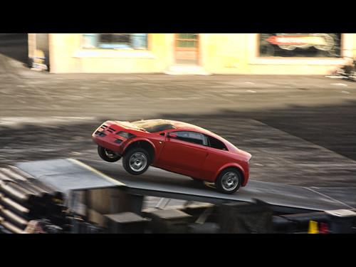 Car Stunts