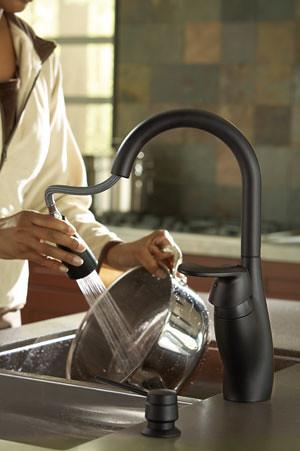Moen Kitchen Faucets Faucets Reviews