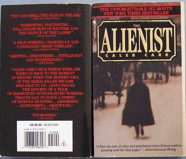 Header of alienist