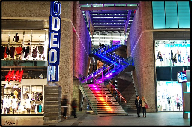 odeon in liverpool one flickr photo sharing. Black Bedroom Furniture Sets. Home Design Ideas