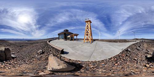 panorama windmill landscape washington pano sphere stitched 360x180 windpower ptgui equirectangular canon15mm nodalninja3 canon5dmk2 garretveley
