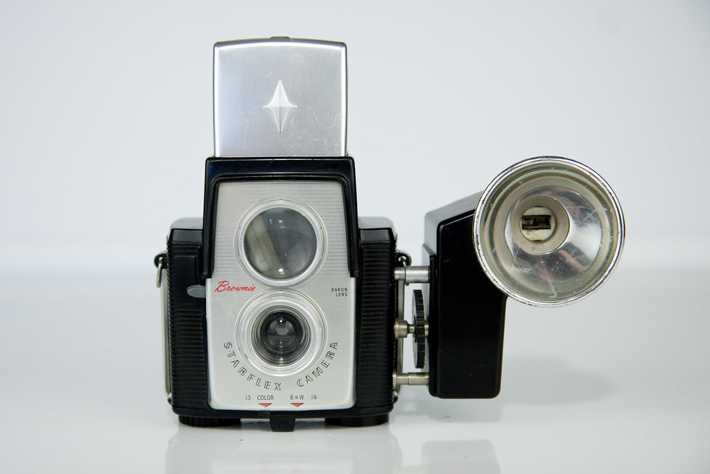 Kodak Brownie Starflex