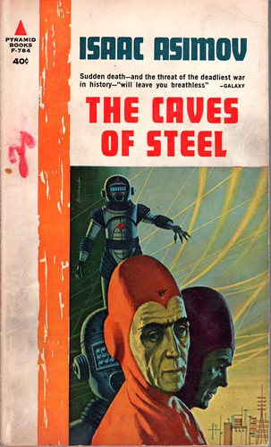 Asimov, Isaac - The Caves of Steel