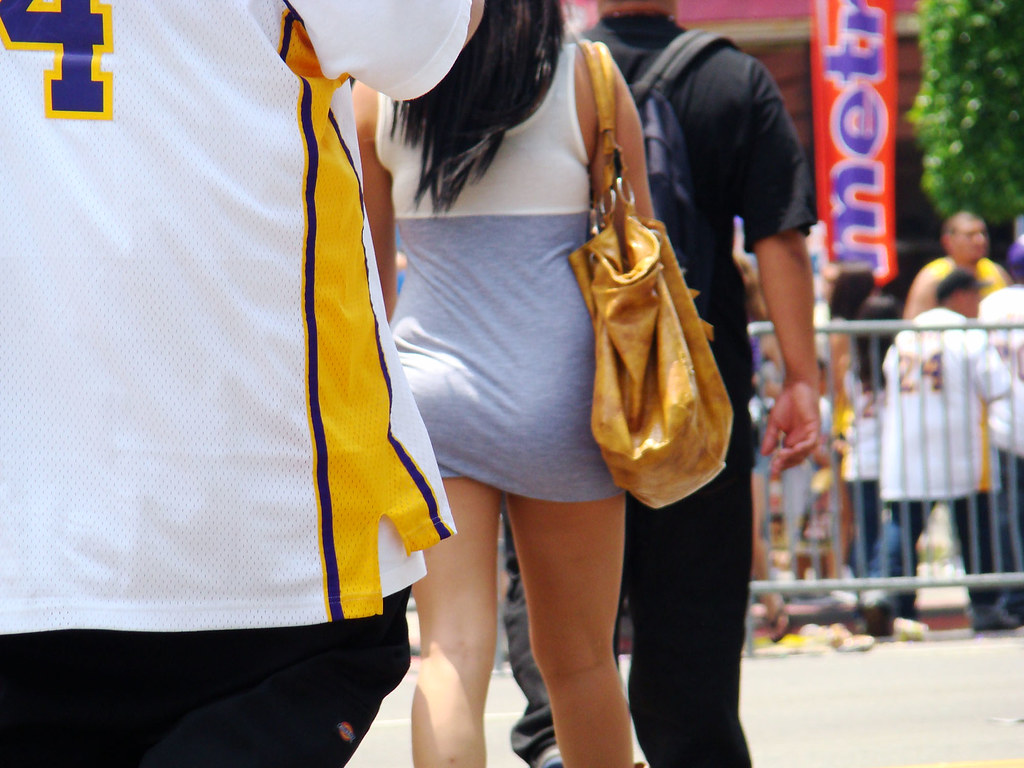 Ass parade picture