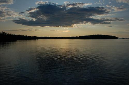 finland roadtrip lakeland sunsetcruise