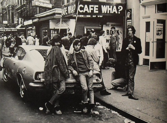 Positively Fourth Street: Revisiting Bob Dylan's Greenwich Village