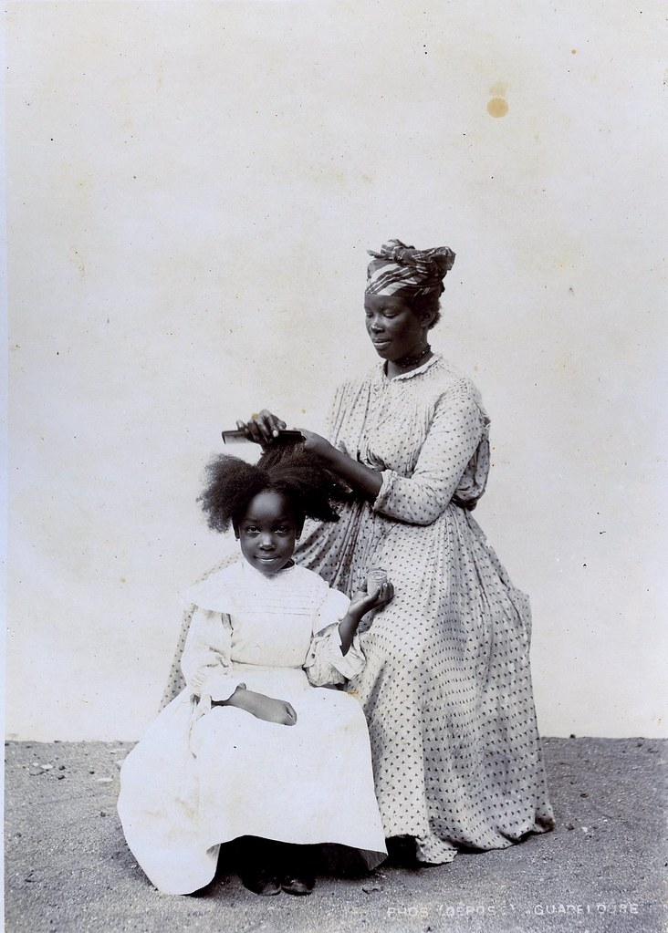 Hairdresser, Pointe-a-Pitre, Guadeloupe