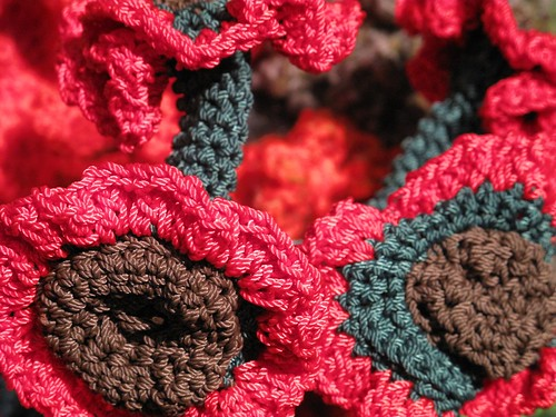 Crocheted Coral Reef Field Trip