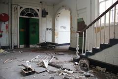 Colindale Hospital, London.