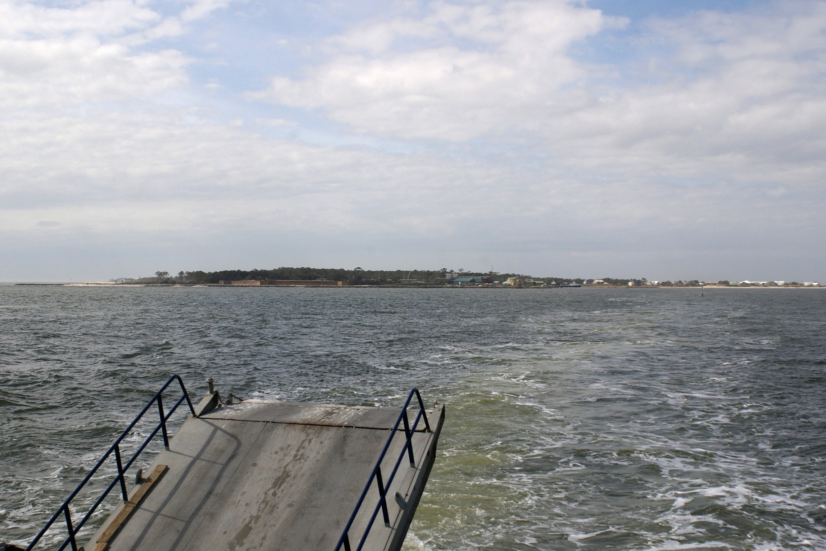 Dauphin island ferry hours of operation for Dauphin island fishing pier