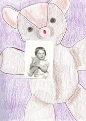 Inspire the Artist Within You - Picture of Me as a Baby