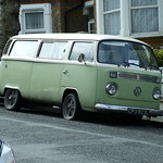 72 VW Type 2 Campervan