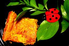 Pineapple Yam Cake