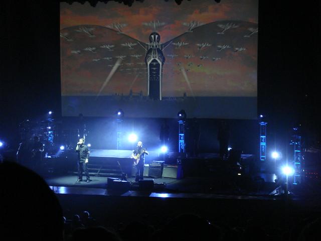 Header of Australian Pink Floyd Show