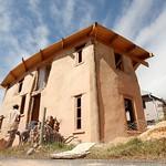 Muizenberg Cobhouse in progress