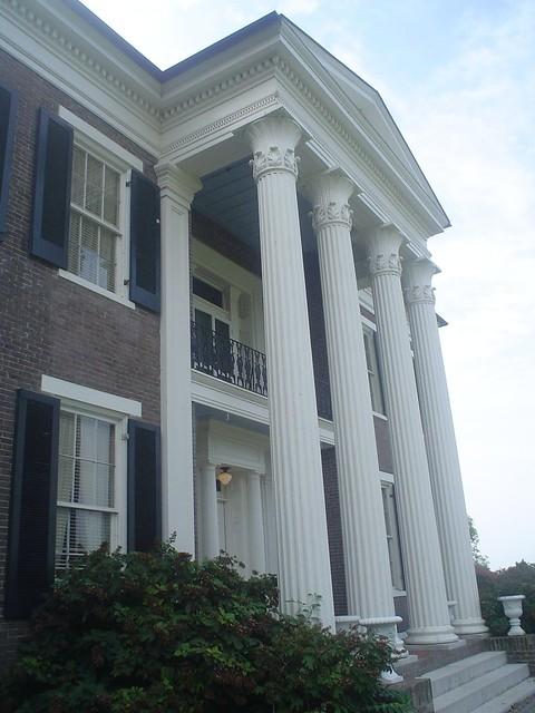 Rippavilla cypress columns flickr photo sharing for Cypress porch columns