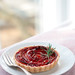 Rosemary Sugar Plum Tarts