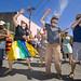 Batucada newtown festival