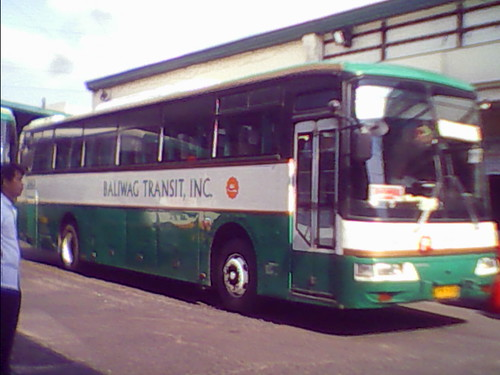 Baliwag Transit #2403 Hino RM CVL Line