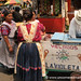 Indigenous Women Buying Ice Cream - Xela, Guatemala