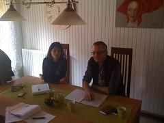 Brainstorming RuralCamp @ Jouhe avec Net-iKi