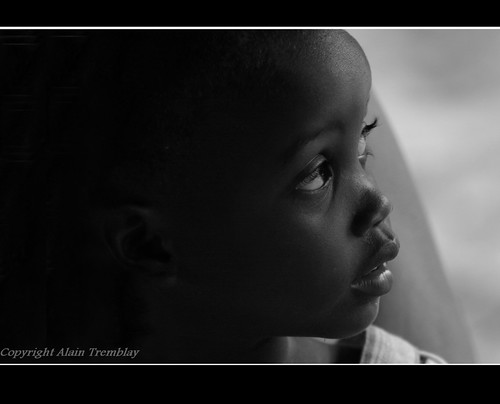 portrait child honduras enfant garifuna artcafe overtheexcellence flickhdr