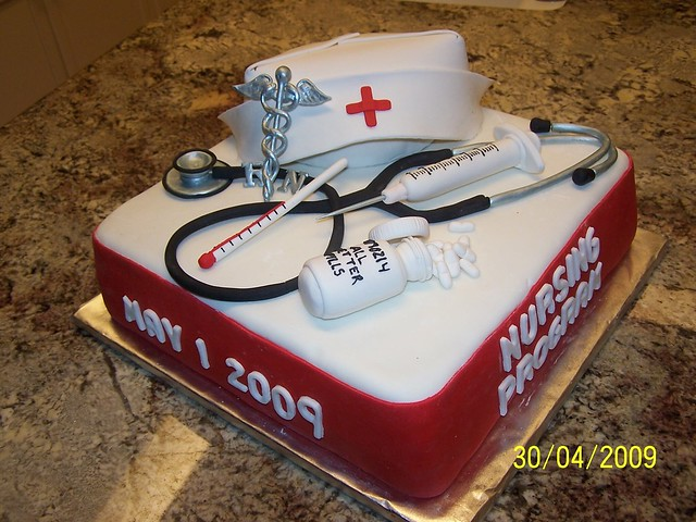 Nursing Cakes - a gallery on Flickr