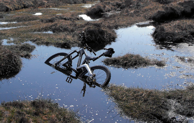 Wet Bike