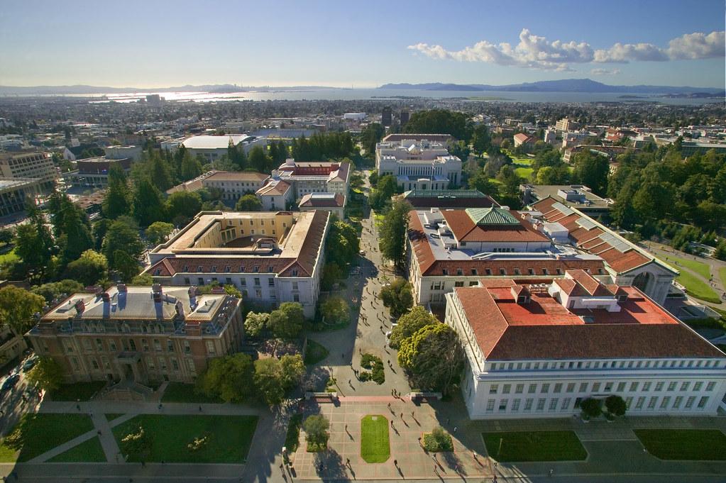 Berkeley City College Building Map