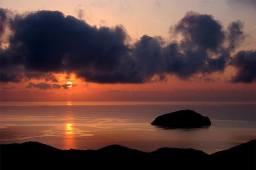 sunrise greece grecia griechenland serifos cyclades grece yunanistan bej 40sowhat