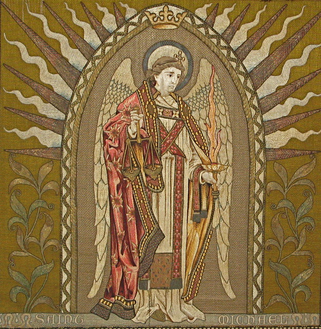 Angel of Revelation?, St Michael & All Angels