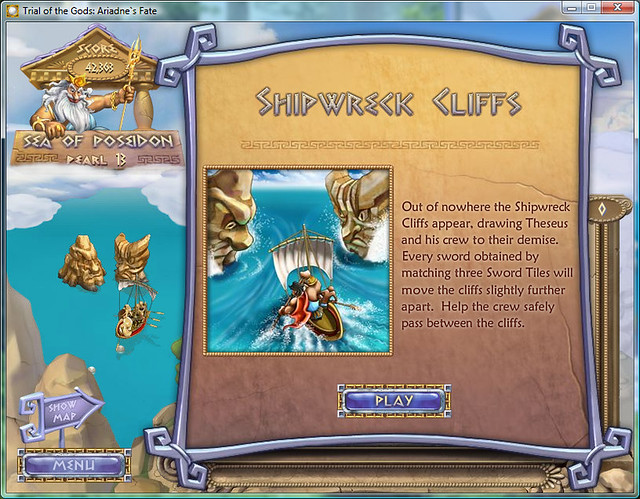 story 3-2 shipwreck cliffs