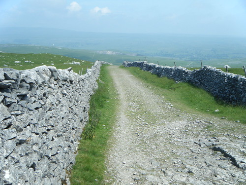 Mastiles Lane to Kilnsey.