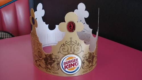 Burger King Crown