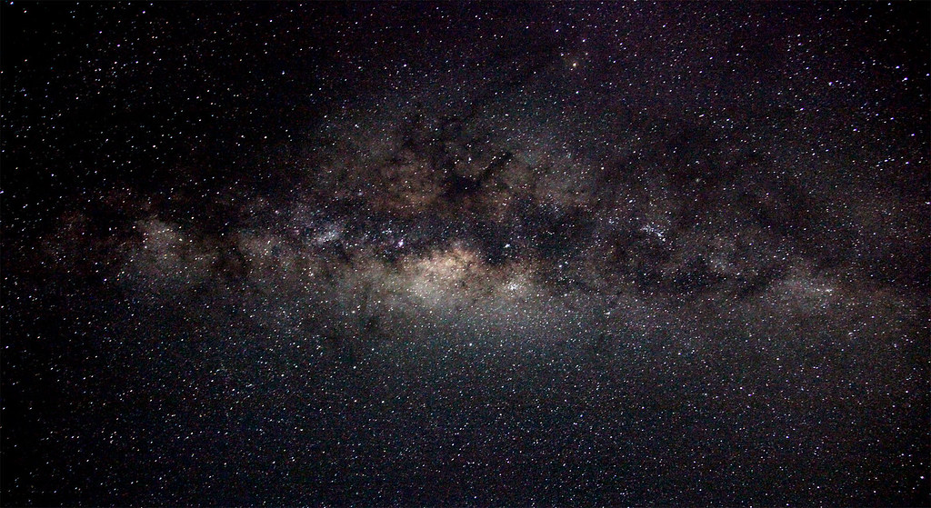 The Milky Way as it should look...
