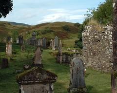Argyllshire Burial Grounds
