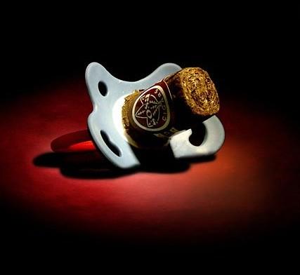 Pacifier cigar