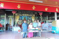 The Snake Temple (ban Kah Lan)