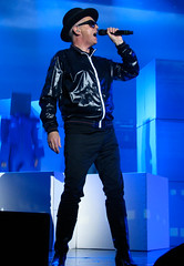 Pet Shop Boys Concert - Neil Tennant